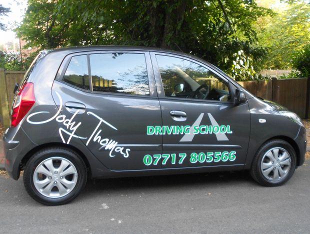 Automatic Driving Lessons Tunbridge Wells
