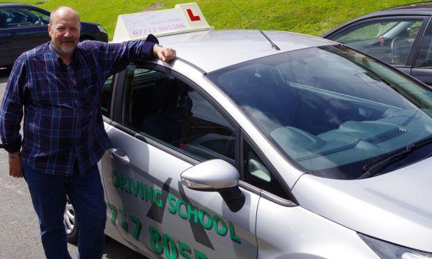 Peter Ranger Driving Instructor East Grinstead