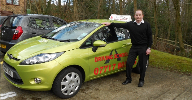 Ian Day Driving Instructor Crowborough