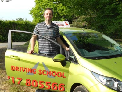 Driving Lessons Tunbridge Wells Jody Thomas